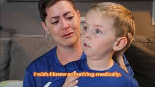 Download Team Hayden (Surviving a Stroke as an Infant) Video