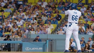 Download Backstage Dodgers: Puig and Ward Video