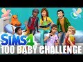 Download The Sims 4 - 100 Baby Challenge #8 Video