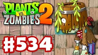 Download Plants vs. Zombies 2 - Gameplay Walkthrough Part 534 - New Pirate Seas Levels! (iOS) Video