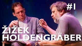 Download Slavoj Žižek + Paul Holdengräber ″Surveillance and whistleblowers″ - International Authors' Stage Video