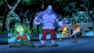 Download Batman Unlimited: Animal Instincts Video