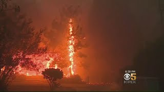 Download Camp Fire 6 PM Update: 9 Dead, 6,500 Homes Burned in Butte County Video