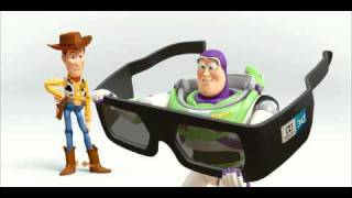 Download Toy Story 3D Ad: The 3rd Dimension Video