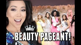 Download MY FIRST BEAUTY PAGEANT! - ItsJudysLife Vlogs Video