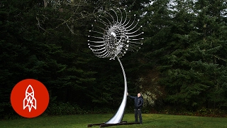 Download These Kinetic Sculptures Hypnotize You Video