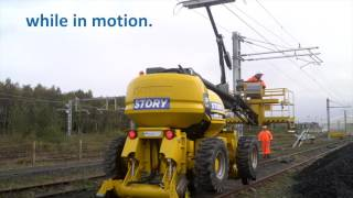 Download Story Contracting MEWP Demonstration Video
