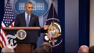 Download President Barack Obama's Final News Conference (Full Video) | The New York Times Video