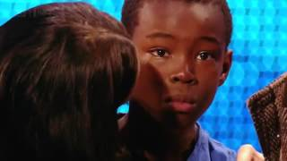 Download 9 Year Old Boy Cries During Audition - Then Amazes Everyone Video