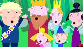 Download Ben and Holly's Little Kingdom Full Episode 🌟Miss Cookie's Nature Trail   Cartoons for Kids Video