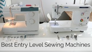 Download Best Entry Level Sewing Machines Video