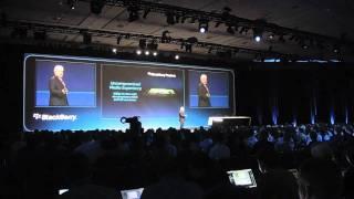 Download BlackBerry PlayBook Keynote Announcement Video
