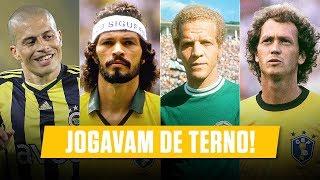 Download Os 10 Jogadores Mais CLASSUDOS da História • Brasileiros Video