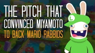 Download The pitch that convinced Miyamoto to back Mario Rabbids - Here's A Thing Video