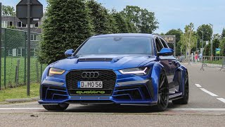 Download Best of Audi RS/S Sounds 2019 Video