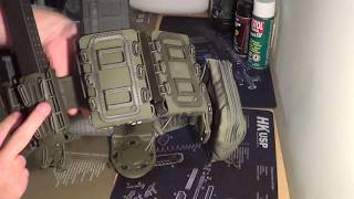 Download G-Code Assaulter's System Belt Unboxing Video
