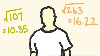 Download Square root of ANY number instantly - shortcut math. Video