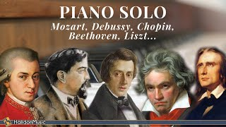 Download Piano Solo: Chopin, Debussy, Liszt, Mozart, Beethoven... Video