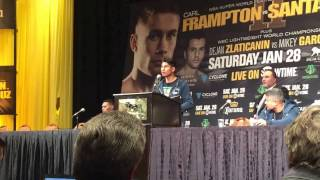 Download Mikey Garcia on fighting Vasyl Lomachenko - esnews boxing Video