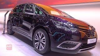 Download 2019 Renault Espace Initial Paris - Exterior And Interior Walkaround - 2018 Paris Motor Show Video