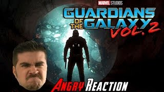 Download Guardians of the Galaxy Vol 2 - Teaser Angry Reaction Video
