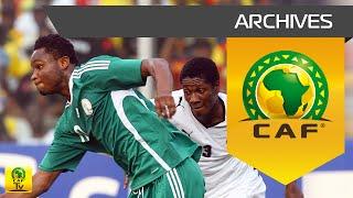 Download Ghana vs Nigeria (Quarter Final) - Africa Cup of Nations, Ghana 2008 Video