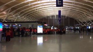 Download Shanghai Pudong International Airport China Video
