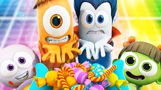 Download Halloween | Spookiz: Halloween Special Compilation | Halloween Cartoons 스푸키즈 Videos For Kids Video