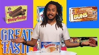 Download The Best Snack Cakes | Great Taste Video