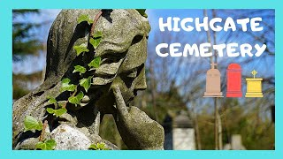 Download LONDON, The historic HIGHGATE CEMETERY, a walking tour (ENGLAND) Video