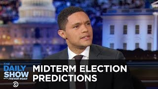 Download The Problem with Political Predictions - Between the Scenes   The Daily Show Video