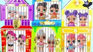 Download LOL Surprise Dolls Lil Sisters find Big Sisters Video