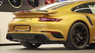 Download The production process of the 911 Turbo S Exclusive Series – Exclusive Manufaktur. Video