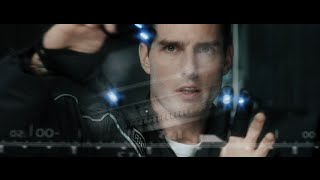 Download Minority Report 's gesture-based user interface Video