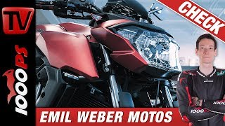 Download Emil Weber Motos Betriebsprüfung - einzigartige Custombikes aus dem Herzen Zürichs Video