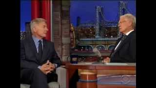 Download Mark Harmon: Late Show with David Letterman - September 2014 Video