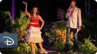 Download Disney's 'Moana' Meet-Up | Walt Disney World Video