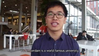 Download Why study at VU University Amsterdam Video
