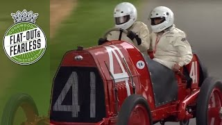 Download Pre-war cars at Goodwood Video