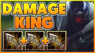 Download *NOT FAIR* THIS BUILD IS BREAKING LEAGUE OF LEGENDS - BunnyFuFuu Full Gameplay Video