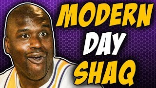 Download What If Shaq Played In Today's NBA? Video