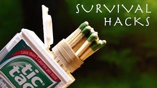 Download 6 Survival Life Hacks YOU SHOULD KNOW Video