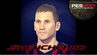 Download Andriy Shevchenko Face Build - PS4 Video