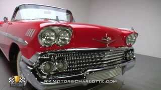 Download 134713 / 1958 Chevrolet Impala Video