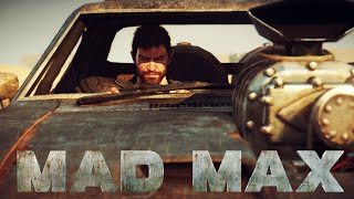 Download Official Mad Max Gameplay Overview Trailer Video
