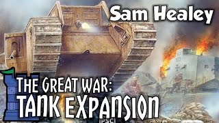 Download The Great War Tank Expansion Review - with Sam Healey Video