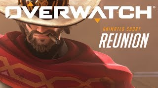 "Download Overwatch Animated Short | ""Reunion"" Video"