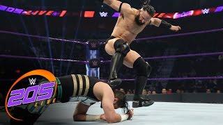 Download Neville vs. Mustafa Ali: WWE 205 Live, March 21, 2017 Video