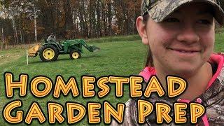 Download Homestead Garden Prep Video