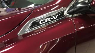 Download 2017 Honda CR-V Accessory Demo Video